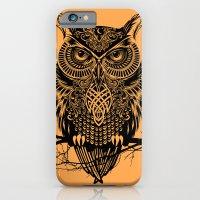 Warrior Owl 2 iPhone 6 Slim Case