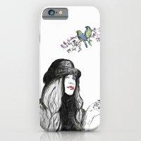 iPhone & iPod Case featuring Die Pause by Gabriela Von Gal