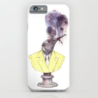 iPhone & iPod Case featuring smokin' by nouch