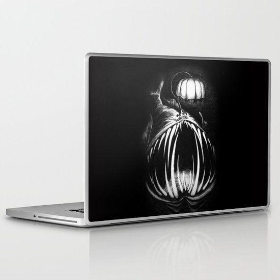 Under The Lampshade Laptop & iPad Skin