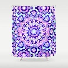 Fez Moroccan Tiles {4C} Shower Curtain
