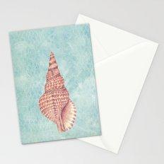 sea shell Stationery Cards