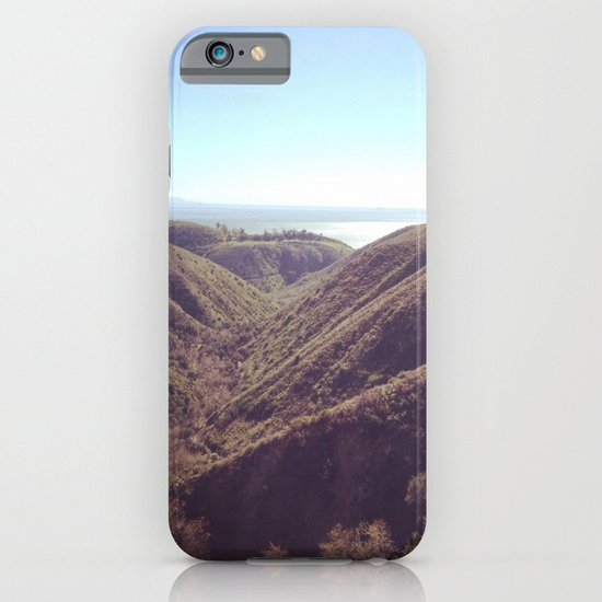Malibu Haze iPhone & iPod Case