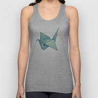 High Hopes | Origami Cra… Unisex Tank Top