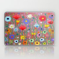 Flowers-Abstracts  Laptop & iPad Skin
