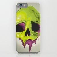 Liquid Skull iPhone 6 Slim Case