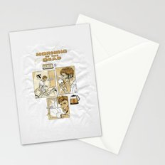Morning of the Dead Stationery Cards