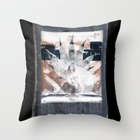 SLUMBER#69 Throw Pillow