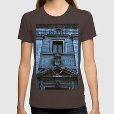 Chiesa S. Maria In Trivi… Womens Fitted Tee Brown SMALL