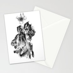 Symbiosis II Stationery Cards