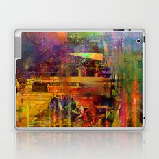 I did not expect us Laptop & iPad Skin
