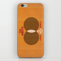 Reservoir Dogs - Venn Diagram : Stuck in the Middle with you iPhone & iPod Skin