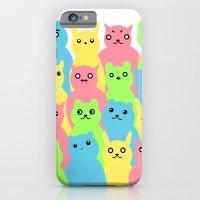 iPhone & iPod Case featuring Animal Friends by Yuka Nareta