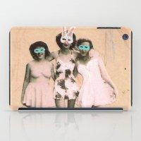 Imaginary Friends- Playmates iPad Case