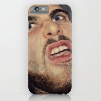 Self Portrait, Annoyance… iPhone 6 Slim Case