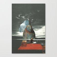 Great Birds No. 2 Canvas Print