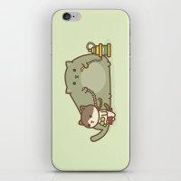Kitty Cosplay iPhone & iPod Skin