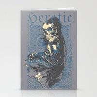 Heretic Death Stationery Cards