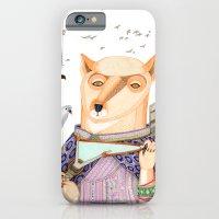iPhone & iPod Case featuring Bearox by Yuliya