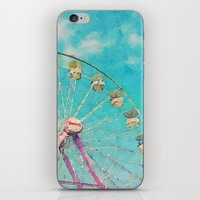 Day At The Fair iPhone & iPod Skin