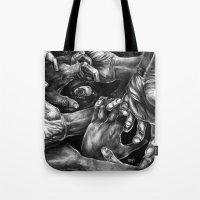 Getting Handsy (smotheri… Tote Bag