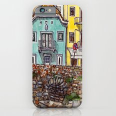 Buarcos Buildings, Portugal iPhone 6 Slim Case