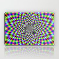 Neon Star Laptop & iPad Skin