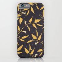 Gold Pattern iPhone 6 Slim Case