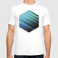 Color Box by [PE] Mens Fitted Tee White SMALL