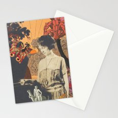 On the verge of outshining me? Stationery Cards
