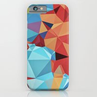 peace iPhone & iPod Cases featuring inner peace by contemporary