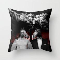 TIKBALANG Throw Pillow