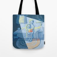 Grandma and Me Tote Bag
