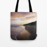 An Autumn Morning Tote Bag