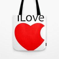 ILove Tote Bag