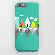 The Crystal Lake iPhone 6 Slim Case