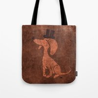 Arrogant Dog Tote Bag