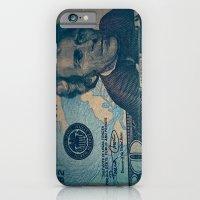 Portrait Of A Twenty Dol… iPhone 6 Slim Case