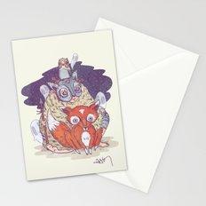 Spirit Animals Stationery Cards
