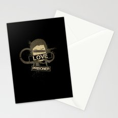Prisoner of Love Stationery Cards
