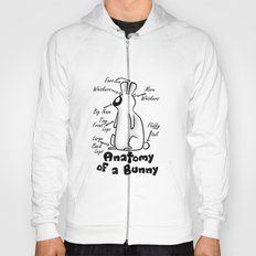 Anatomy of a Bunny Hoody