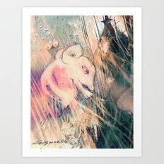 Mousi Art Print