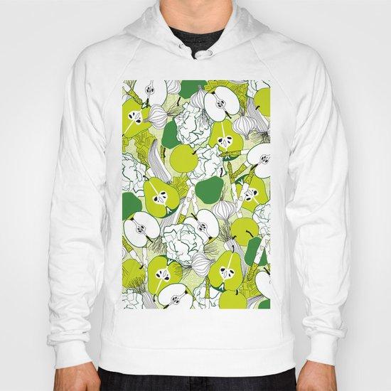 Vegetable pattern Hoody
