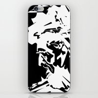 An Old Man iPhone & iPod Skin