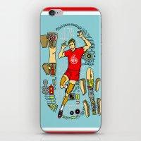 Steve Austin : Six Million Dollars iPhone & iPod Skin