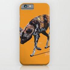 African Wild Dog iPhone 6 Slim Case