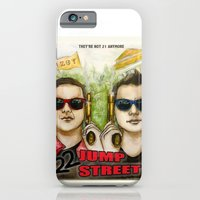 iPhone & iPod Case featuring 22 JUMP STREET by ArtEleanor