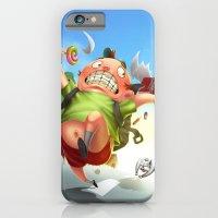 iPhone & iPod Case featuring Dooog! by RoPerez