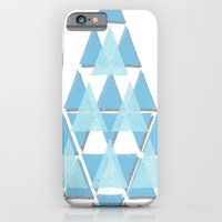 Blue Sky Mountain iPhone 6 Slim Case