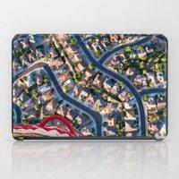 Blissful Suburbia  iPad Case